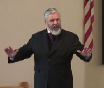 Sermon - 7/29/12 - The Carpenter Family - Drama of DL Moody speaking from I Cor 8:4-6