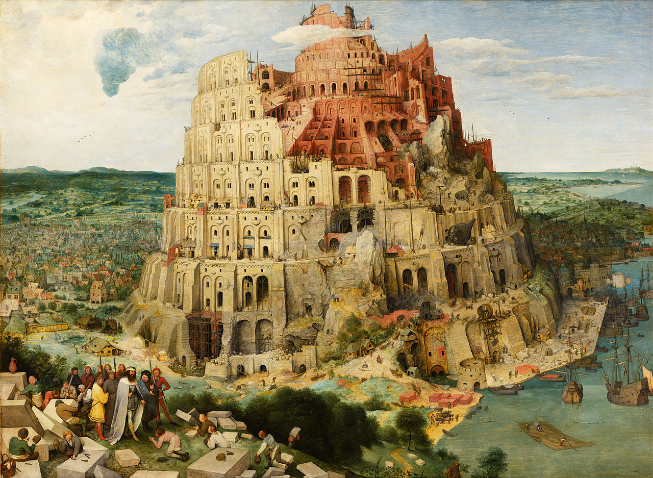 Sermon - Genesis 11 - The Tower of Babel